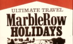 Marblerow Holidays! A refaced advertisement for Marlboro Adventure Travel